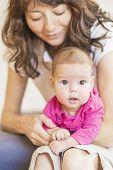 foto of infant  - Family Concept - JPG