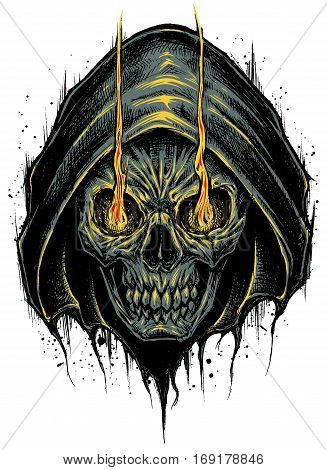 Grim Reaper with