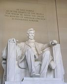 Statue Of Lincoln(Washington D.C.)