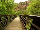 Bridge To Red Rock