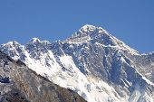 Mount Everest 8848 m himalaya
