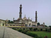 Asafi Masjid - Platform View