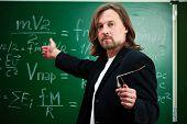 physics professor