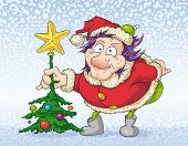 Young Santa Claus