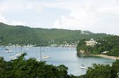 Port Elizabeth Harbor Princess Margaret Beach Bequia St. Vincent The Grenadines