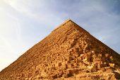 Chefren piramid