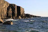 Cliffs near Fanore - Ireland