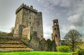 picture of ireland  - Medieval Blarney Castle in Co - JPG