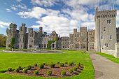 Ashford castle and gardens - Co. Mayo - Ireland