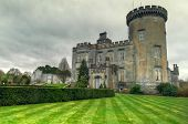 Luxury Dromoland Castle in west Ireland