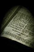 Bíblia série Jude sépia