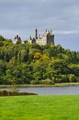 Dromore Castle in Co. Limerick, Ireland