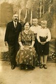 Family photo (circa 1930)