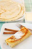 Blintz (cheese pancake)
