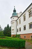 Baranow Sandomierski castle, Poland