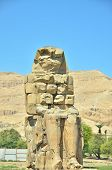 Colossus of Memnon, Egypt