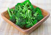 Steamed Broccoli