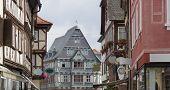 Blick auf die Stadt Miltenberg