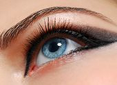 Oog Make-Up