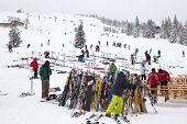 Austria esquiar