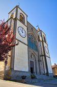 Abbey of San Martino al Cimino. Lazio. Italy.