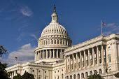 Edificio de la Capital de Estados Unidos.