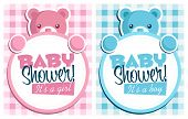 Baby Shower Invitation Card.