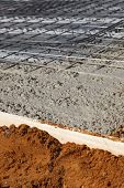 Ready Mix Cement Used For Foundation