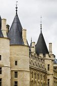 Historical Conciergerie Prison In Paris, France