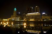 Columbus, Ohio Waterfire