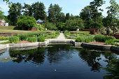 Vanderbilt Mansion Gardens