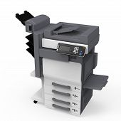 Office multifunctionele Printer