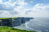 image of cliffs moher  - Cliffs of Moher - JPG