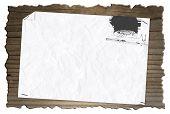wooden board 005-130422