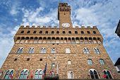 Palazzo Vecchio, Florencia, Italia