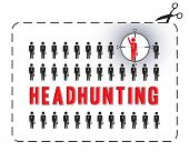 Cartel de headhunting