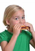 Eating Pbj