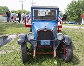 1928 Chevy One Ton Truck Front View