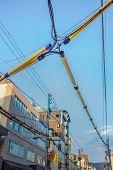 Electrical wiring in Nara