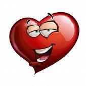 Heart Faces - Hi.