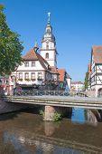 Erbach,Odenwald,Hesse,Germany