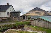 Faroe Islands, Abandoned Village