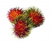 Rambutan Isolated