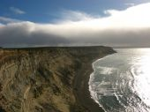 Atlantic Coast Cliffs of Patagonia