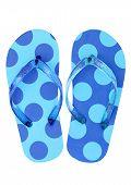 Pair of flip flop sandals