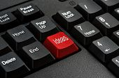 Keyboard - Red key Ideas business Concepts And Ideas