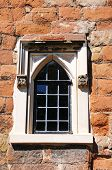 Castle window, Tamworth.