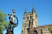 picture of church-of-england  - St Editha - JPG