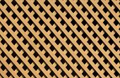 Brown Trellis Background