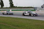 Porsche 997 Cup Gtc Race Car